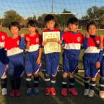 第18回西尾張少年サッカー2年生交流大会