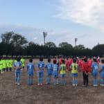 トレーニングマッチ U-12 FA 【2021.9.23】