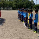 トレーニングマッチ U-10 【2021.9.25】