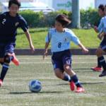 トレーニングマッチ U-12レディース 【2021.10.2】
